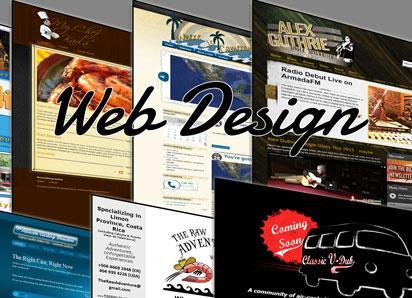 Web Design by Guthrie Management